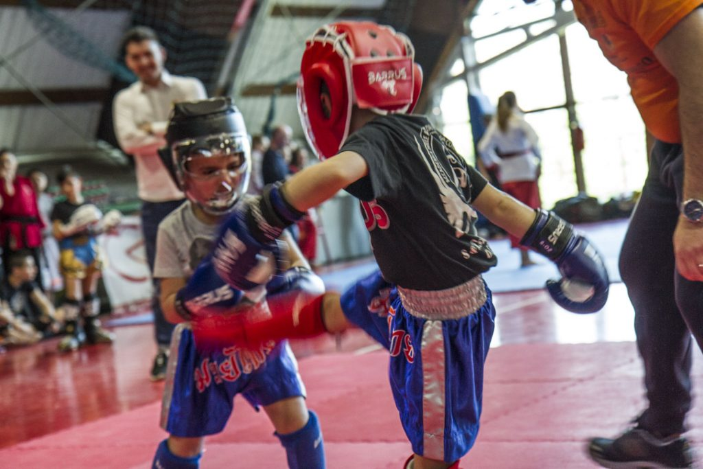 Potenza Combat Event For Kids