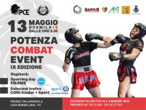 Potenza Combat Event 2018