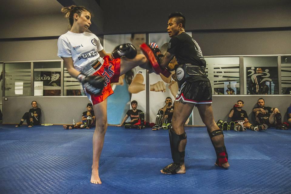 Itthipol Elixia Potenza Stage Muay Thai