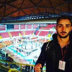 Domenico Colucci Milano In The Cage