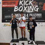 Gioele Aiello Blasi kickboxing potenza