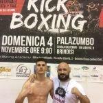 Giuliano Marzano Kickboxing Potenza