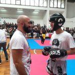 Massimiliano Monaco Kickboxing Potenza