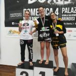 Nives Aiello Blasi Kickboxing Potenza