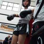 Nives Aiello Blaci Kickboxing Potenza