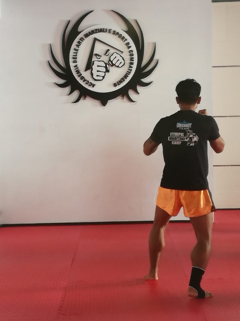 Muay Thai - Potenza - Itthipol