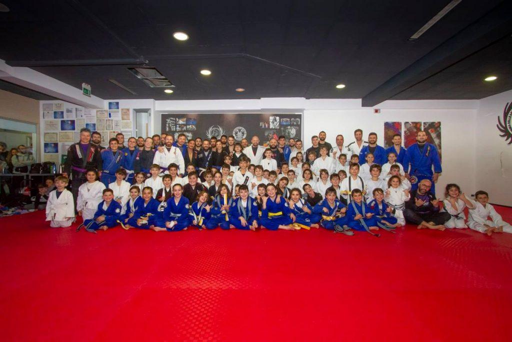 Budo Clan Basilicata - BJJ - Seminario 2019