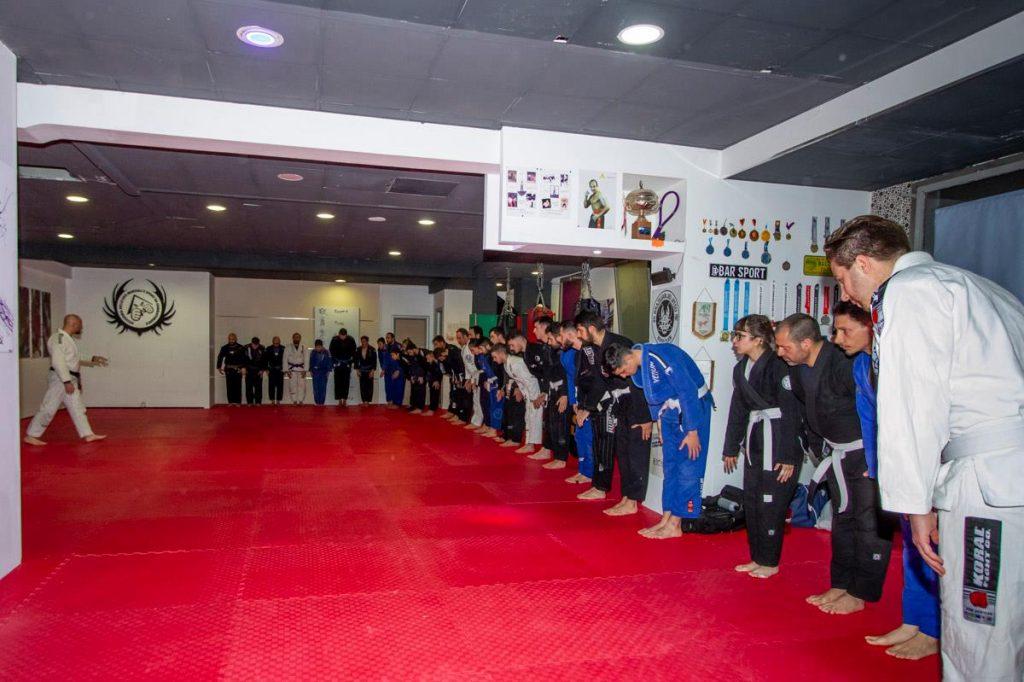 Seminario Budo Clan Basilicata Marzo 2019