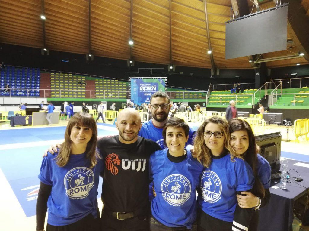 Roma Open - International Jiu Jitsu Challenge