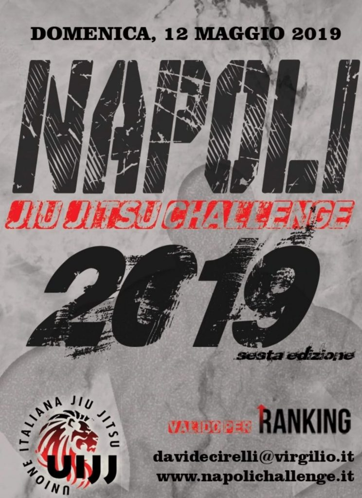 Napoli Jiu Jitsu Challenge 2019
