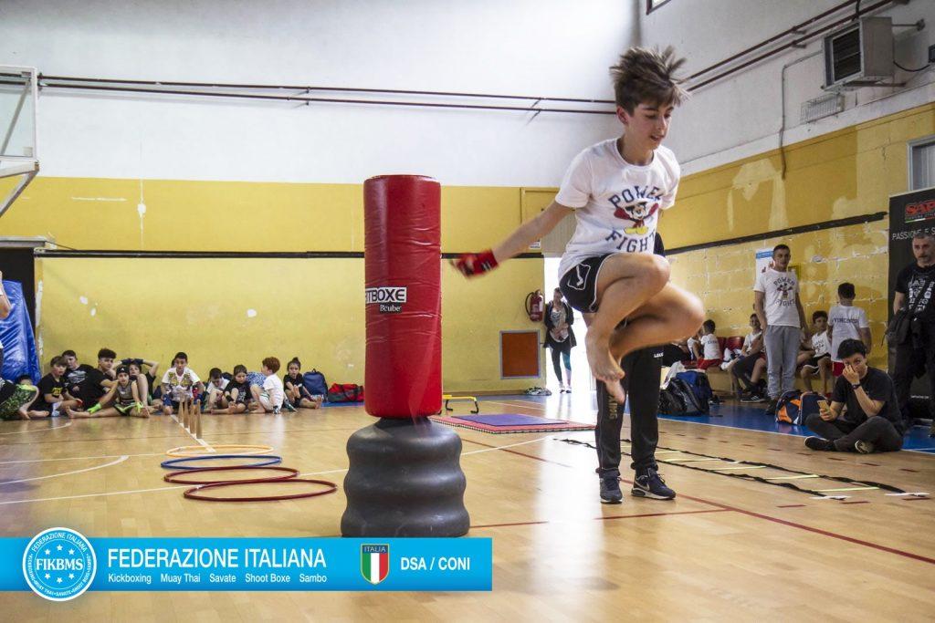 Kickboxing - CONI - FIKBMS