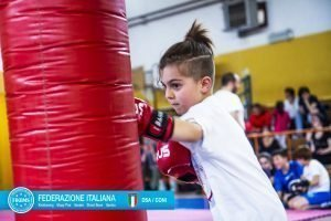 Kikcboxing - CONI - FIKBMS - Kinder+ Sport
