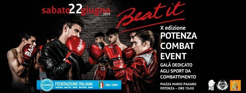 Potenza Combat Event - Beat It