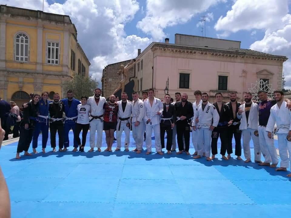 Brazilian Jiu Jitsu Matera #GNS19
