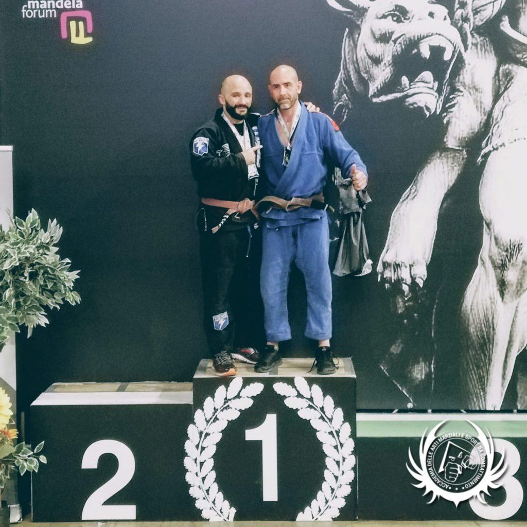 Massimiliano Monaco - Italian BJJ Open 2019