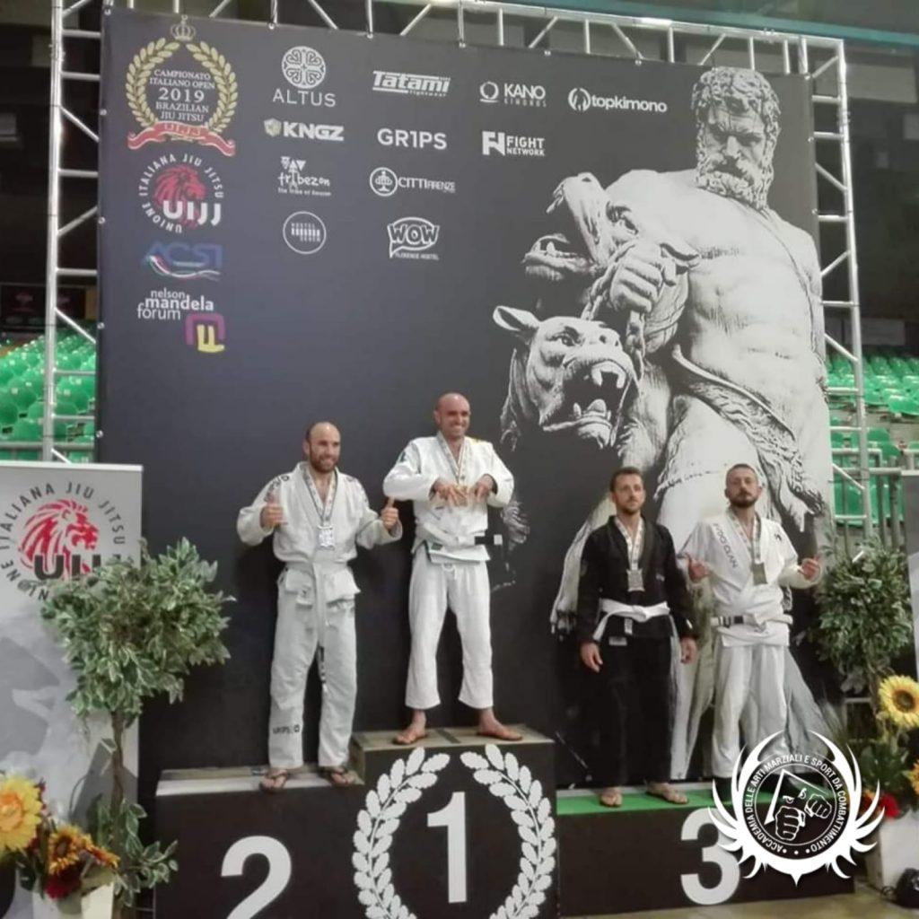 Nicola Palermo - Bronzo - Italian BJJ Open 2019