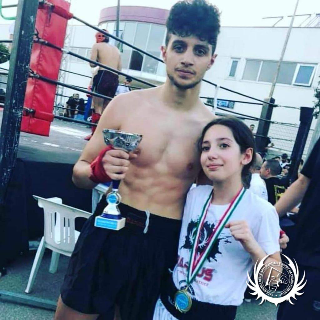 Samuele Colucci & Marika Telesca - Palagiano Fight Night