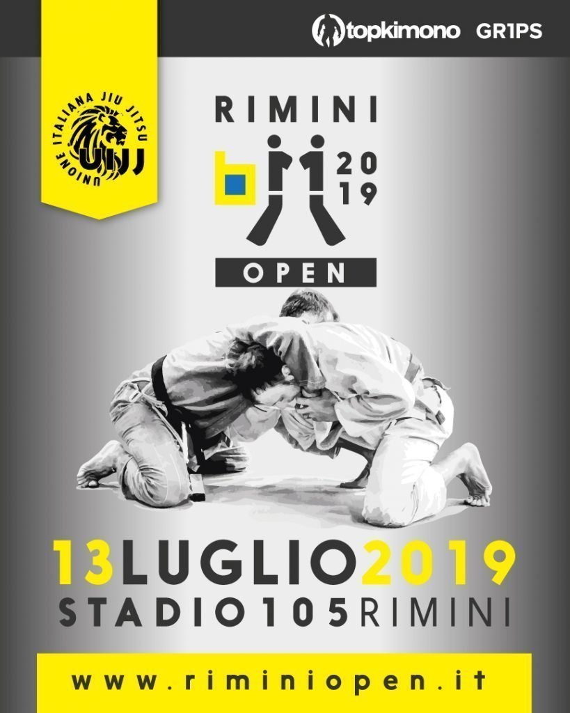 Rimini Open 2019 - UIJJ