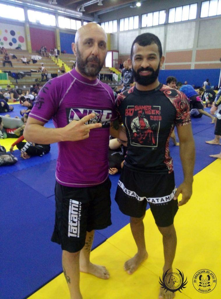 Bruno Malfacine - Bartolo Telesca - Brazilian Jiu Jitsu
