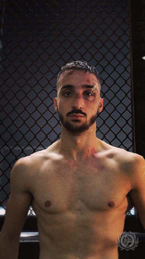 Domenico Colucci MMA Potenza - Accademia delle arti marziali