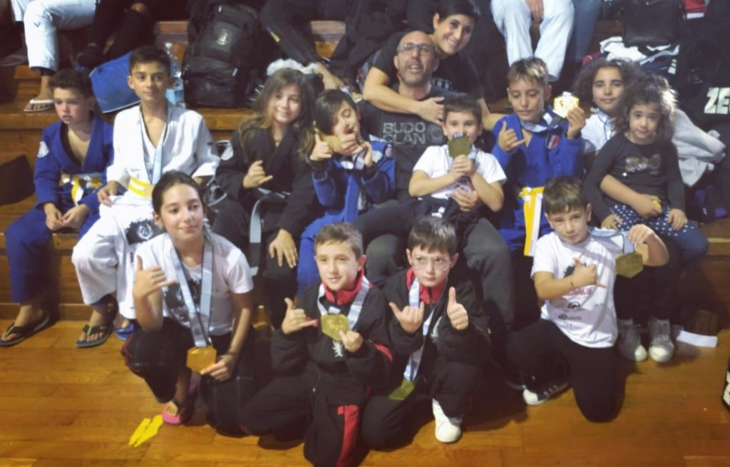 BJJ 4 Kids BJJ Bari Challenge 2019