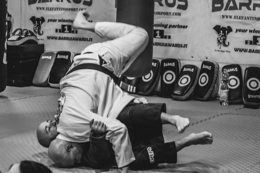 Dario Bacci - Massimiliano Monaco - Jiu Jitsu Brasiliano