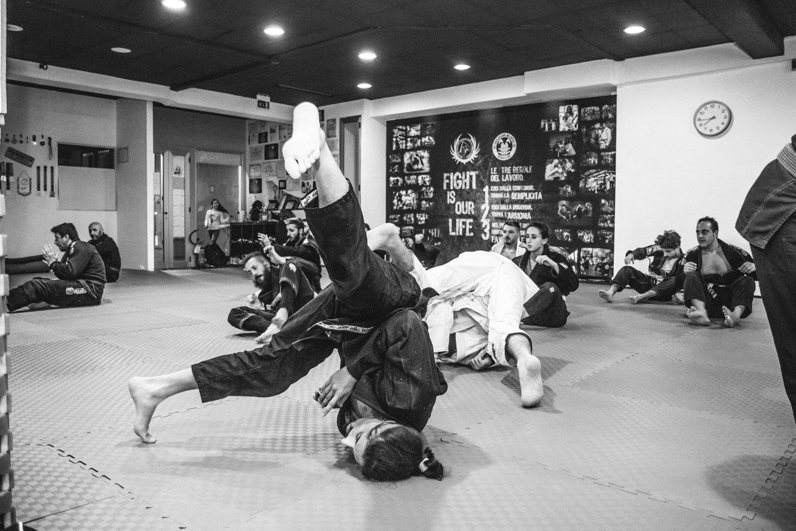 Berimbolo - Giuseppe Liuzzi - Jiu Jitsu Brasiliano