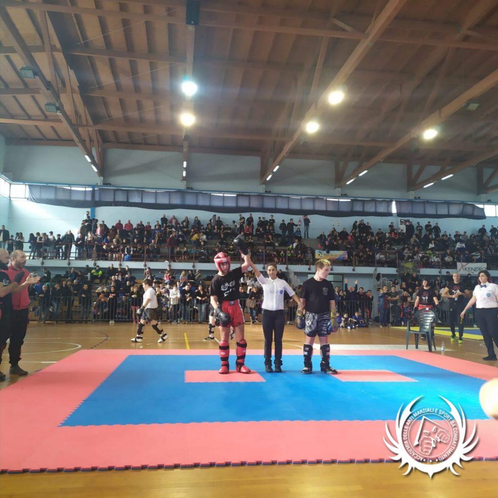 Gioele Aiello Blasi - Kickboxing FIKBMS