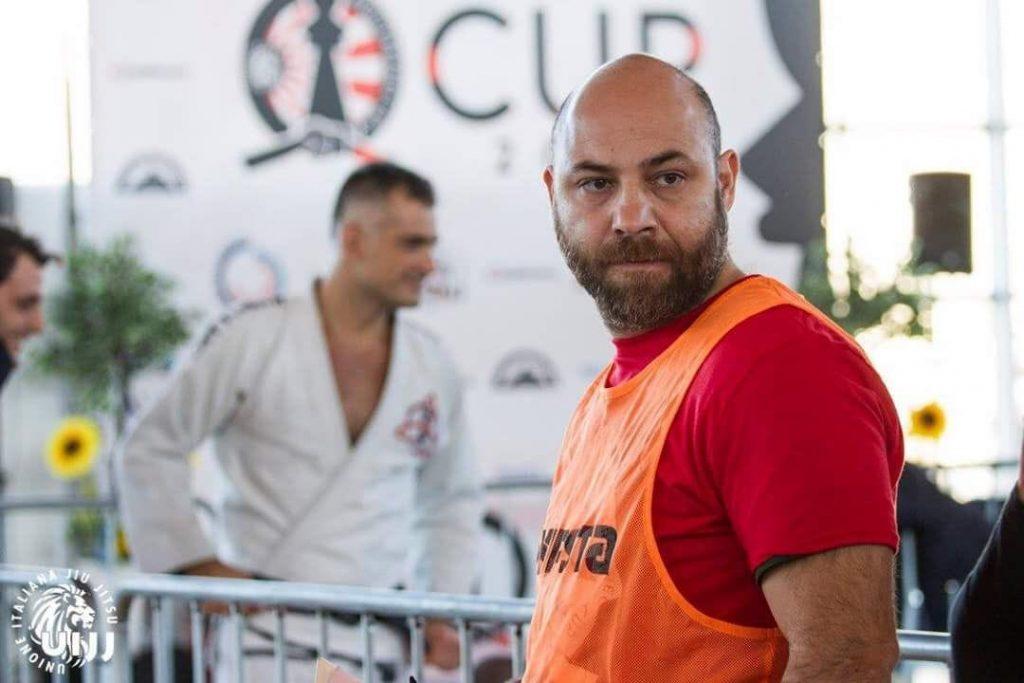 Giuseppe Lorusso - maestro, atleta, campione ed esempio per tutta la comunità marziale lucana