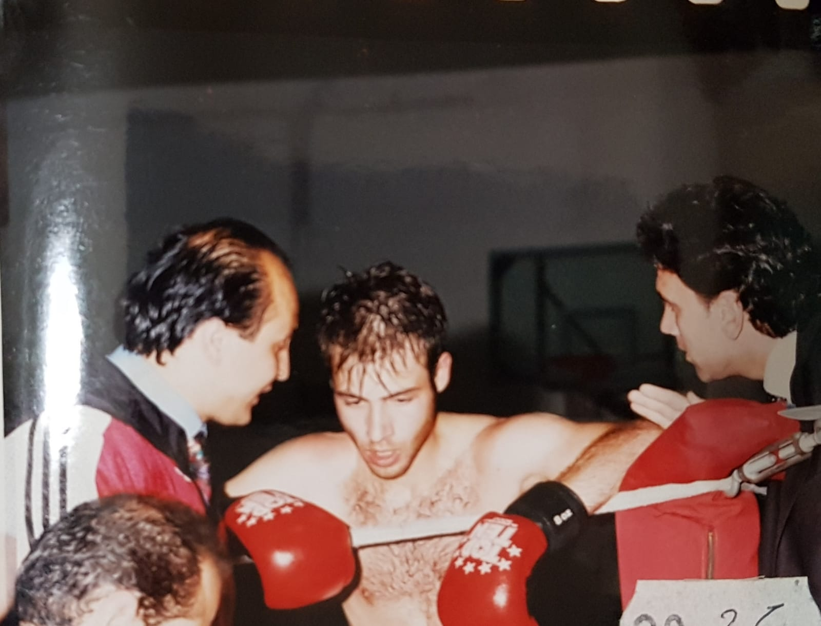 Giuseppe Lorusso e Gianni Befà