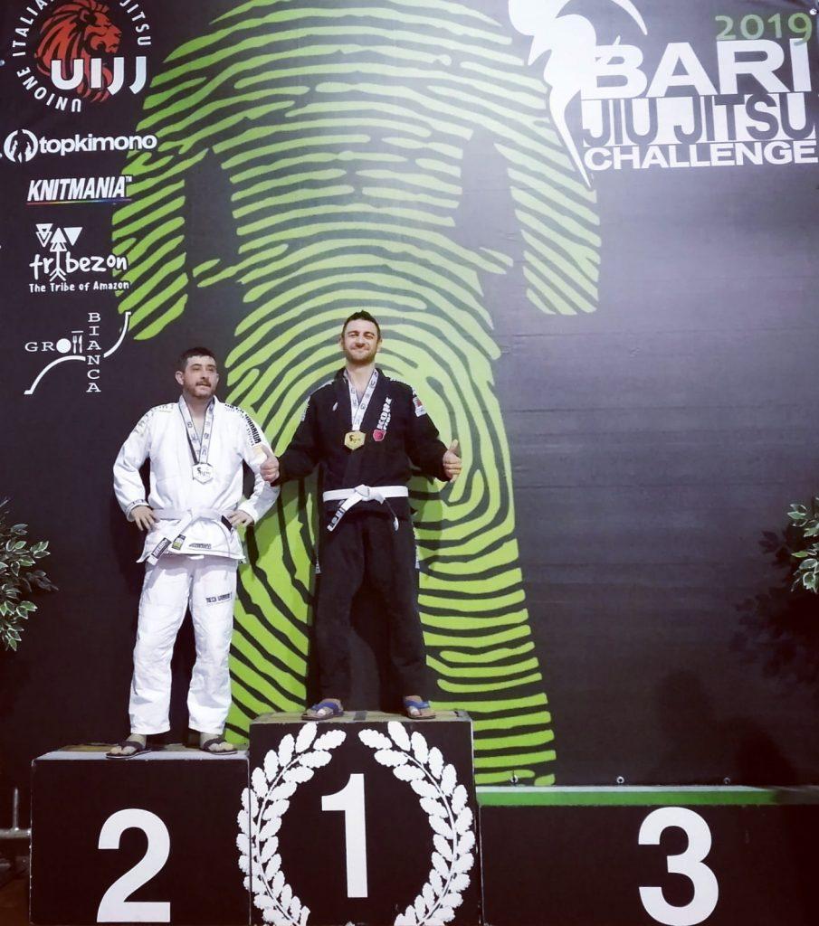 Lorenzo Amato BJJ Bari Challenge 2019