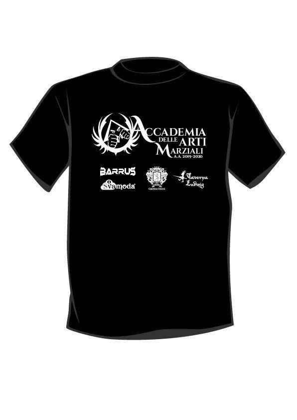 Maglietta Sponsor 2019 - Cantine Giorni - Barrus - Svamoda - Taverna Ludwig