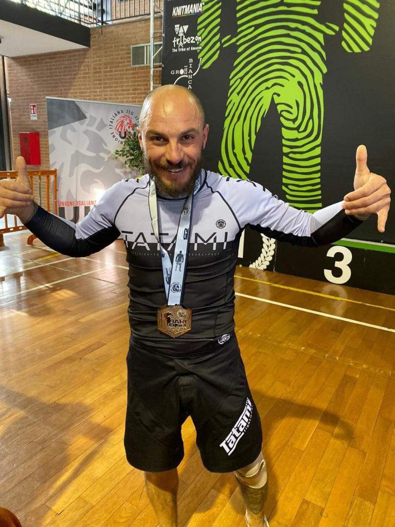 Nunzio Grieco BJJ Bari Challenge 2019
