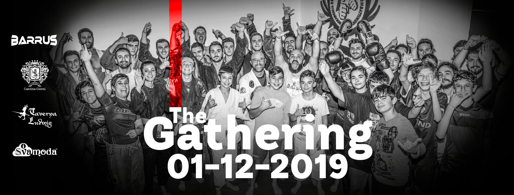 The Gathering 2019 - Kickboxing, MMA, Brazilian Jiu Jitsu